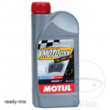 COOLANT RED 1L MOTUL MOTOCOOL FACTORY LINE 7140187