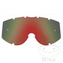 PROGRIP GOGGLE LENS RED 3204