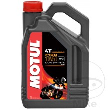 OIL 10W50 4-STROKE 4L MOTUL 7100 SYNTHETIC