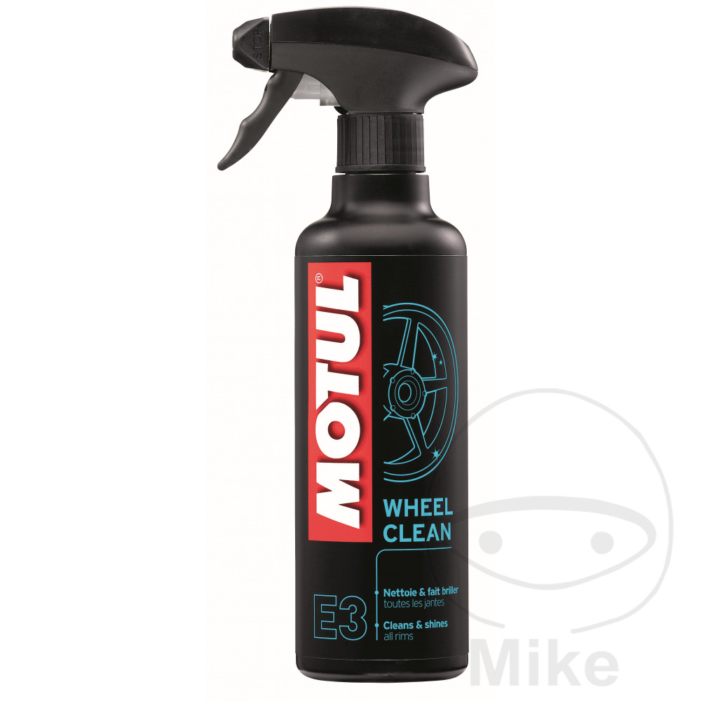 WHEEL CLEANER SPRAY 400ML