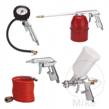 COMPRESSED AIR ACCESSORY KIT 5 PIECE